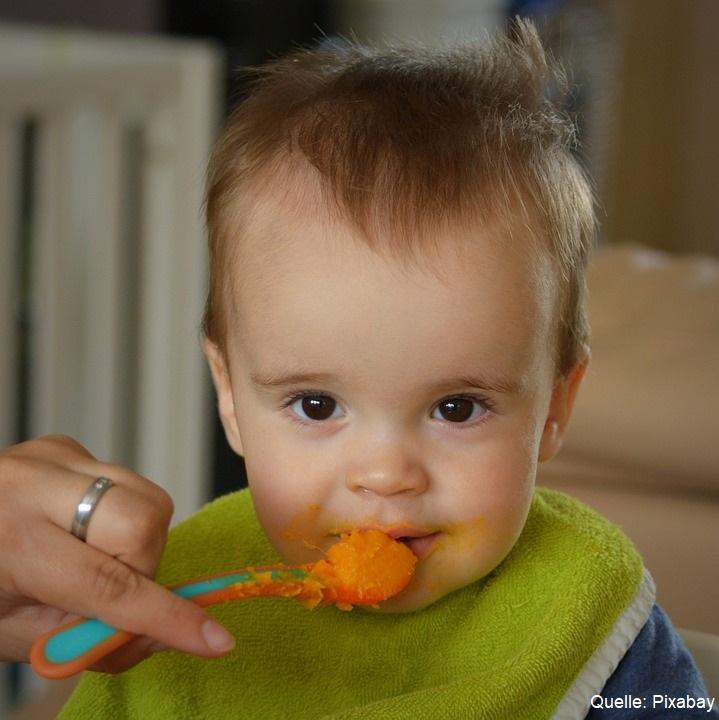Bio-Babynahrung