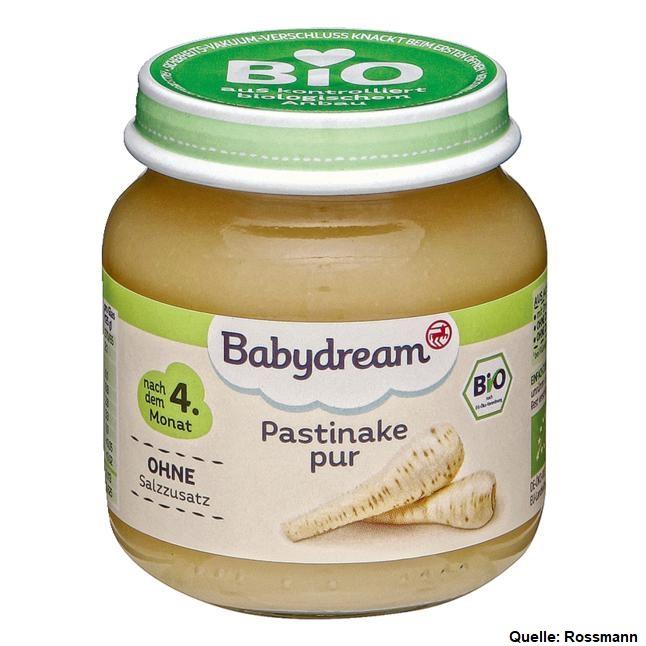 Babydream Pastinake pur (Rossmann)