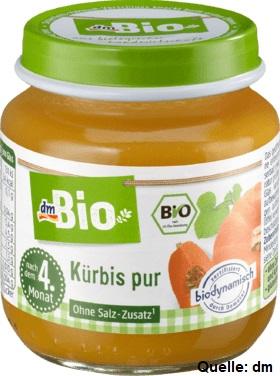 Bio Kürbis pur