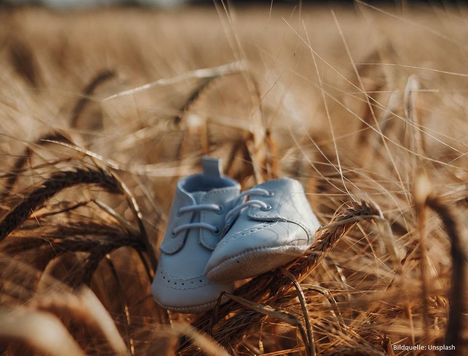 babyschuhe auf dem feld toddlerschuhe kleinkindschuhe lauflernschuhe laufen lernen