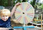 Nachhaltiges Outdoor-Spielzeug