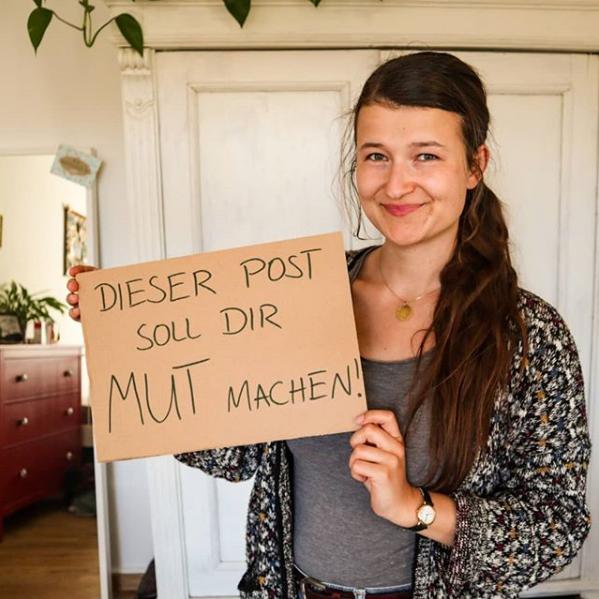 Instagram-Bild Fräulein Öko
