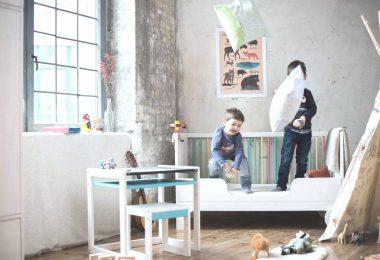 Nachhaltige Kinderzimmermöbel