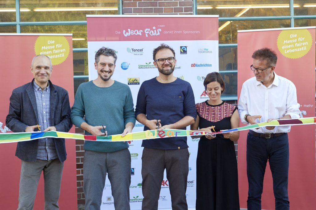 Eröffnung der WearFair 2019