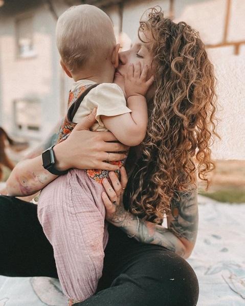 Nachhaltig entspannt mit Baby